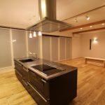 夢のキッチンがある家